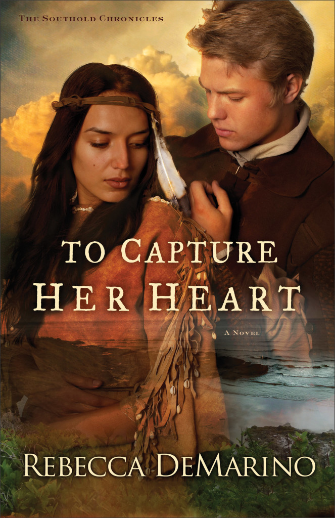 To Capture Her Heart by Rebecca DeMarino, available July 2015